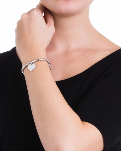 Armband 925 Sterling Silber Anna-Malou silber  4250761780482