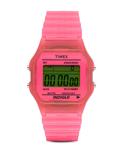 Digitaluhr Core Digital T2N805 TIMEX pink 753048402397