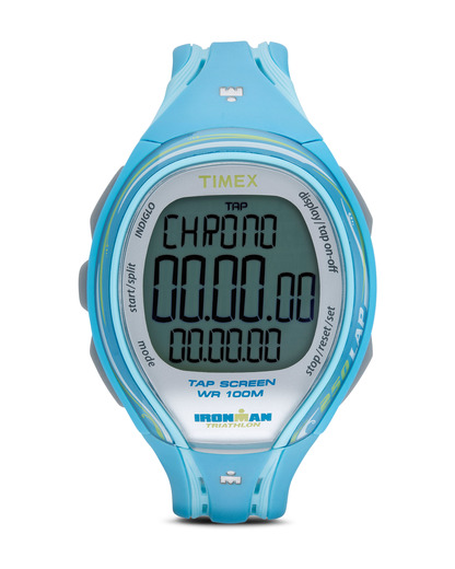 Digitaluhr Ironman Sleek 250 Lap T5K590 TIMEX blau,grau 753048401871