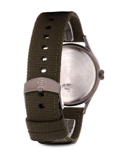 Quarzuhr Timex Expedition Scout T49961 TIMEX Herren Stoff 753048502219
