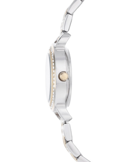 Quarzuhr Starlight Collection T2P480 TIMEX Damen Edelstahl 753048539093