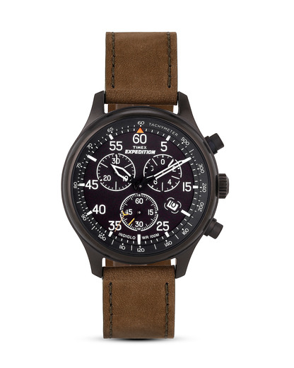 Chronograph Timex® Expedition® Field T49938 TIMEX braun 753048446841