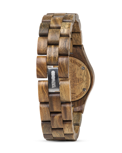Quarzuhr Criss Army WW21002 WEWOOD Damen Holz 610373988135