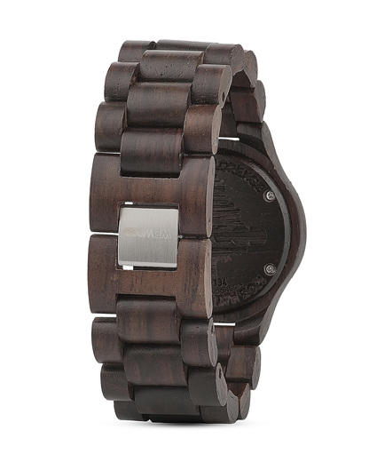 Quarzuhr Date Chocolate WW01004 WEWOOD Damen,Herren Holz 610074282952