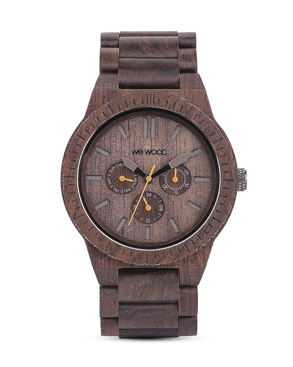 Quarzuhr Kappa Chocolate WW15003 WEWOOD braun 610373987923
