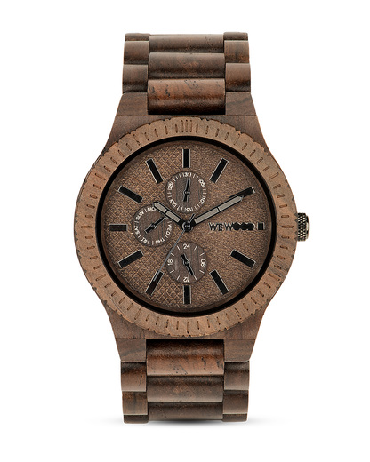 Quarzuhr Kos Chocolate WW30001 WEWOOD braun 610373988593
