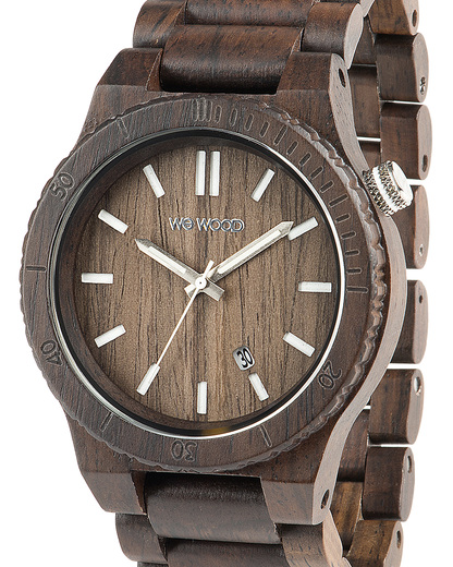 Quarzuhr Arrow Chocolate WW31001 WEWOOD Herren Holz 610373988869